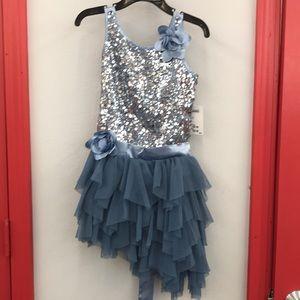 Children's Sequin Dress
